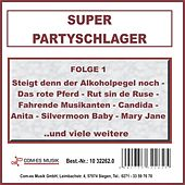 Super Partyschlager, Folge 1 de Various Artists