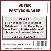 Super Partyschlager, Folge 2 de Various Artists