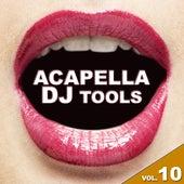 Acapella DJ Tools, Vol. 10 by Various Artists