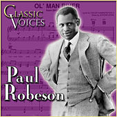 Classic Voices by Paul Robeson