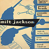 Milt Jackson Quartet (Remastered) by Milt Jackson