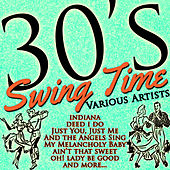 30's Swing Time by Various Artists