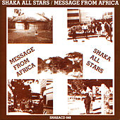 Shaka All Stars - Message from Africa de Various Artists