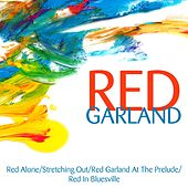 Red Garland: Red Alone/Stretching Out/Red Garland At The Prelude/Red In Bluesville de Red Garland