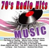 70's Radio Hits von Various Artists