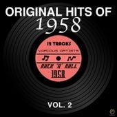 Original Hits of 1958, Vol. 2 von Various Artists
