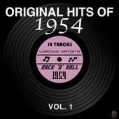 Original Hits of 1954, Vol. 1 de Various Artists