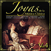 Joyas de la Música Clásica. Vol. 4 by Various Artists
