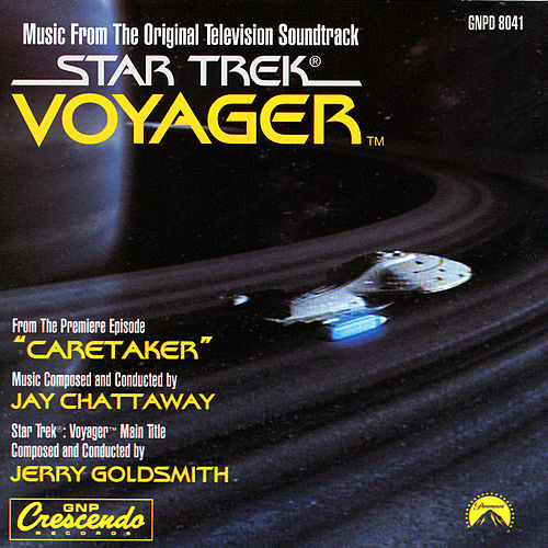 Star Trek: Voyager (From the Premiere Episode Caretaker) by Various Artists