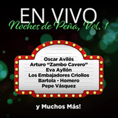 En Vivo: Noches de Peña, Vol. 1 de Various Artists