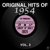 Original Hits of 1954, Vol. 2 de Various Artists