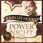 Power Night Vol. 3 van John Lee Hooker