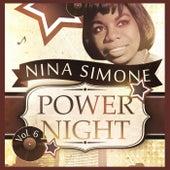 Power Night Vol. 6 de Nina Simone