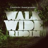Walk Wide Riddim de Various Artists