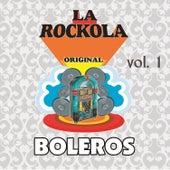 La Rockola Boleros, Vol. 1 de Various Artists