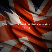 The Great Uk Rock 'N' Roll Collection, Vol. 2 de Various Artists