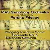 Wolfgang Amadeus Mozart - Serenade No. 6