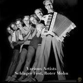 Schlager Fest, Roter Mohn de Various Artists