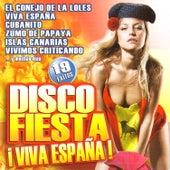 Disco Fiesta ¡Viva España! von Various Artists