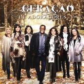 Geração de Adoradores Vol.3 by Various Artists