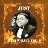 Just Fats Waller, Vol. 1 by Fats Waller