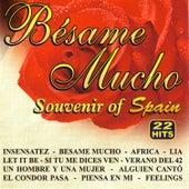 Bésame Mucho. Souvenir of Spain by Various Artists