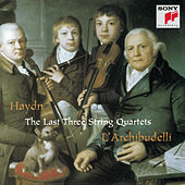 Haydn: The Last Three String Quartets by L'Archibudelli