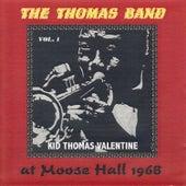 The Thomas Band at Moose Hall 1968, Vol. 1 by Kid Thomas Valentine