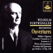 Beethoven: Ouvertures by Wilhelm Furtwängler