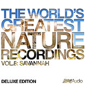 The World's Greatest Nature Recordings, Vol. 8: Savannah (Deluxe Edition) by Global Journey
