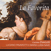 Donizetti: La Favorita von Various Artists