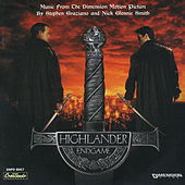 Highlander: Endgame - Music from the Dimension Motion Picture de Various Artists