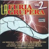 La Furia Grupera, Vol. 2 by Various Artists