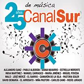 Canal Sur. 25 años de música by Various Artists