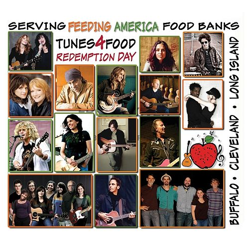 Tunes4food Redemption Day by Various Artists