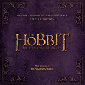 The Hobbit - The Desolation Of Smaug de Various Artists