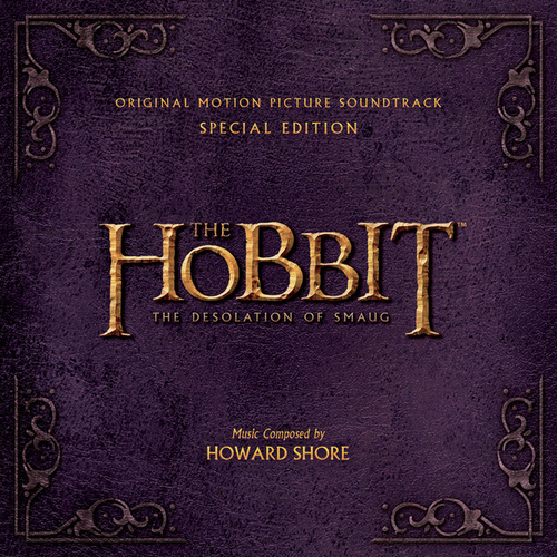 "Various Artists: ""The Hobbit - The Desolation Of Smaug"""