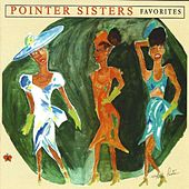 Favorites by The Pointer Sisters