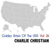 Golden Artists of the USA, Vol. 26 de Charlie Christian