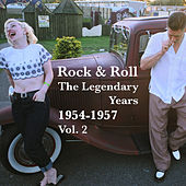 Rock & Roll, The Legendary Years 1954-1957, Vol. 2 von Various Artists
