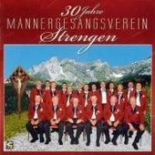 30 Jahre Männergesanksverein Strenngen by Männergesanksverein Strenngen