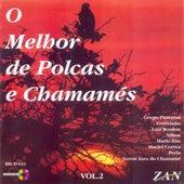 O Melhor de polcas e chamamés, Vol. 2 de Various Artists