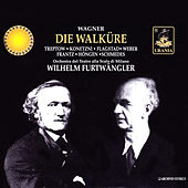 Wagner: Die Walküre by Wilhelm Furtwängler