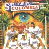 Super Grupo Colombia - Auténticos Embajadores De La Cumbia by Super Grupo Colombia