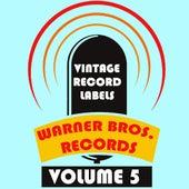 Vintage Record Labels: Warner Bros. Records, Vol. 5 de Various Artists