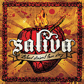 Blood Stained Love Story by Saliva