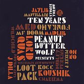 Stones Throw: 10 Years by Various Artists