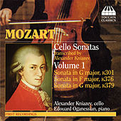 Mozart: Cello Sonatas by Wolfgang Amadeus Mozart