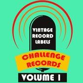 Vintage Record Labels: Challenge Records, Vol. 1 de Various Artists