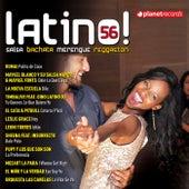 Latino 56 - Salsa Bachata Merengue Reggaeton de Various Artists